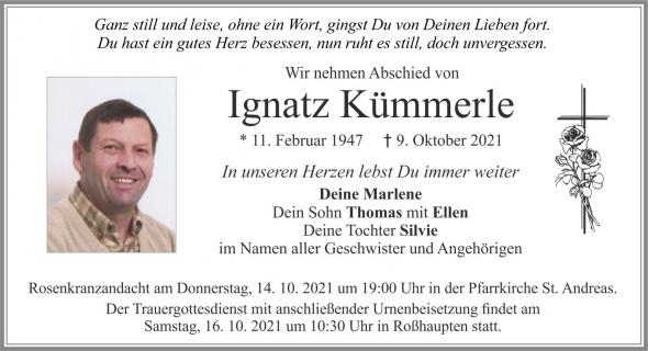 Ignatz Kümmerle