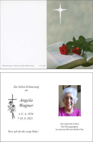 Angela Wagner