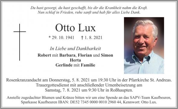 Otto Lux