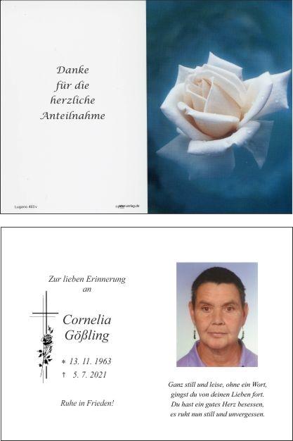 Cornelia Gößling
