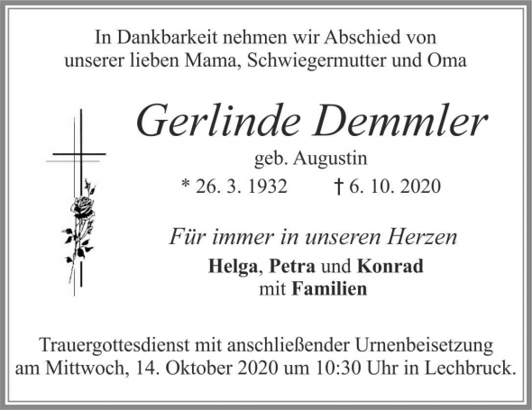 Gerlinde Demmler