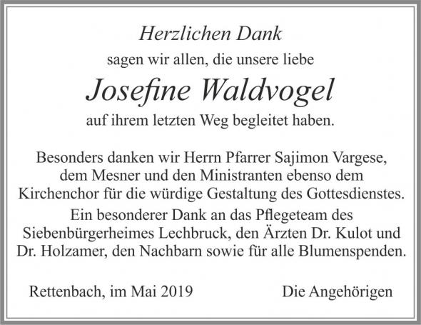 Josefine Waldvogel