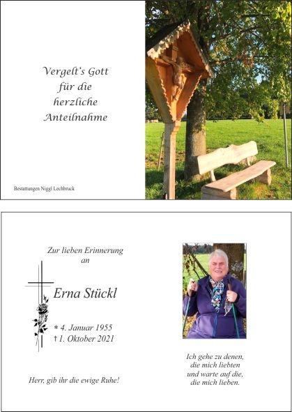 Erna Stückl