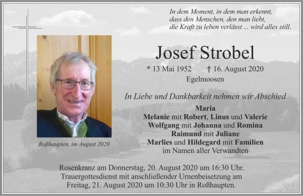 Josef Strobel