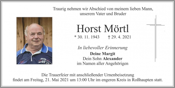 Horst Mörtl