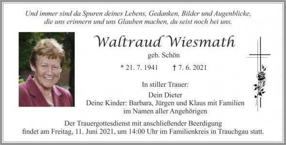 Waltraud Wiesmath