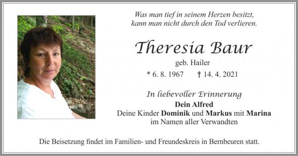 Theresia Baur