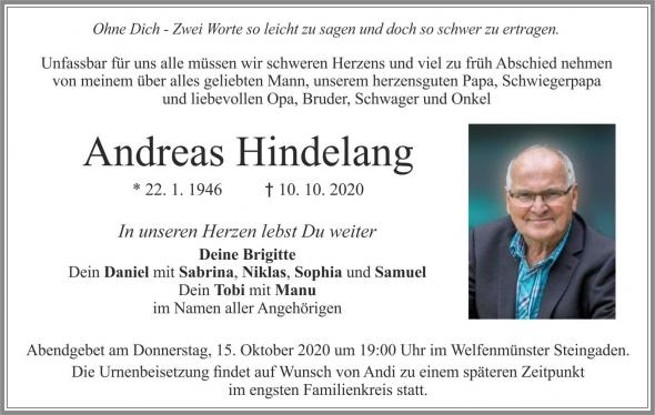 Andreas Hindelang