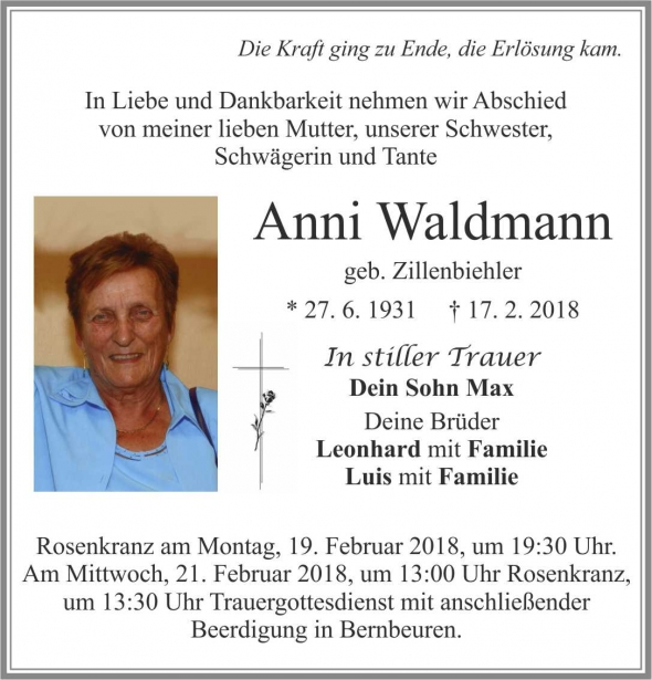 Anni Waldmann