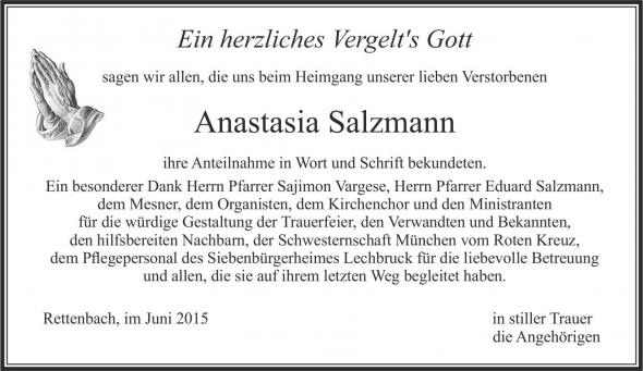 Anastasia Salzmann