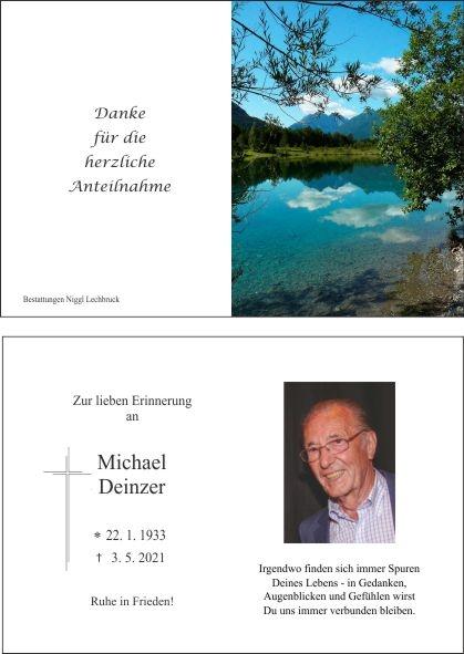 Michael Deinzer