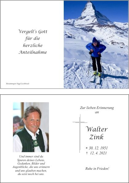 Walter Zink