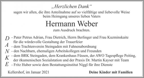 Hermann Weber