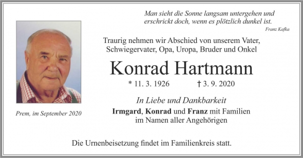 Konrad Hartmann