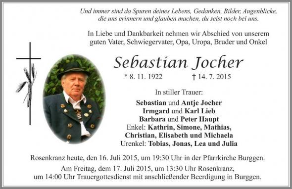 Sebastian Jocher