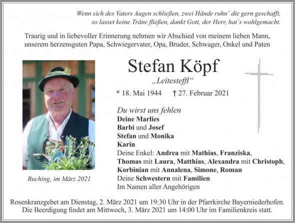 Stefan Köpf