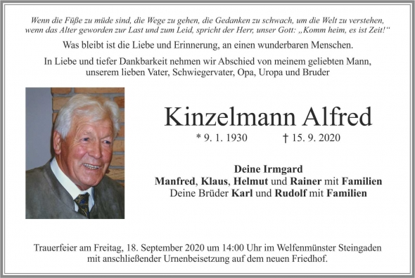 Alfred Kinzelmann