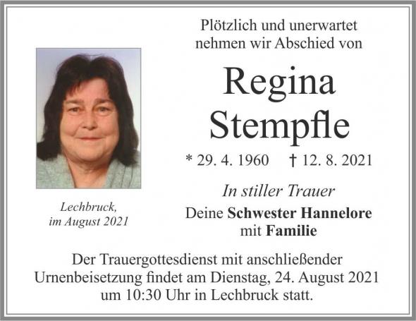 Regina Stempfle