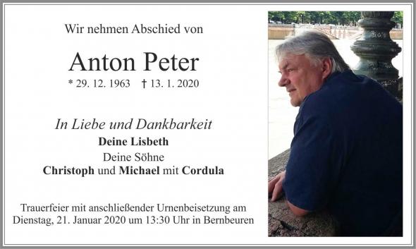 Anton Peter