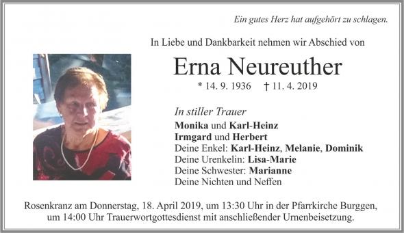 Erna Neureuther