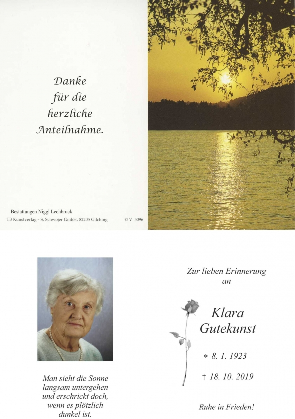 Klara Gutekunst