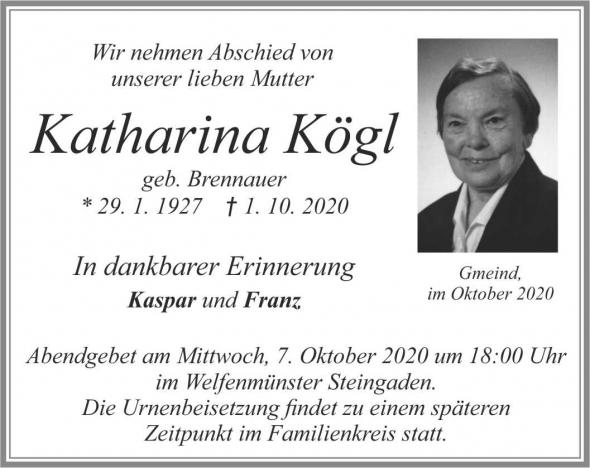 Katharina Kögl