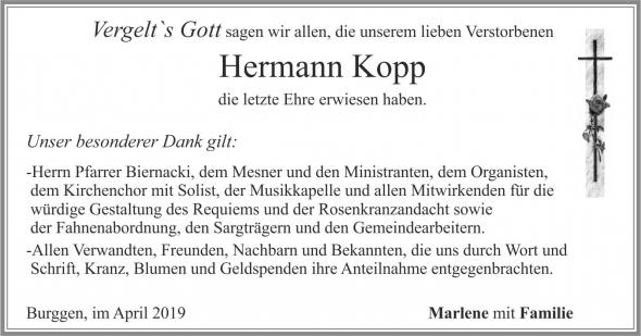 Hermann Kopp