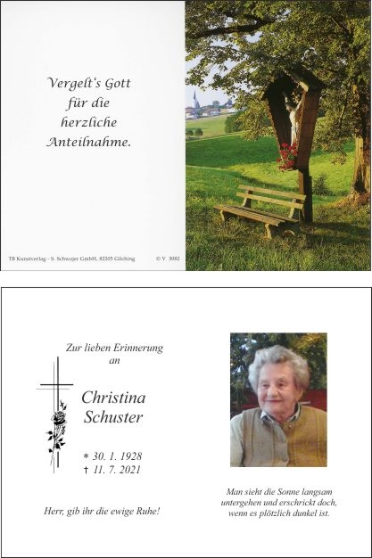 Christina Schuster