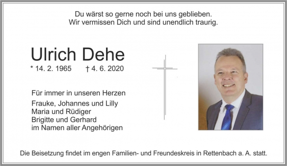 Ulrich Dehe