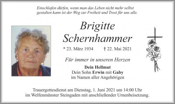Brigitte Schernhammer