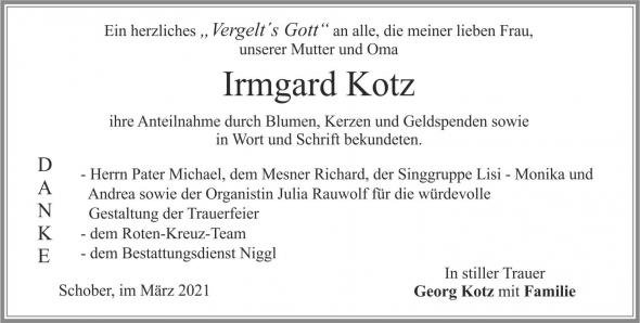 Irmgard Kotz