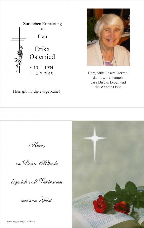 Erika Osterried