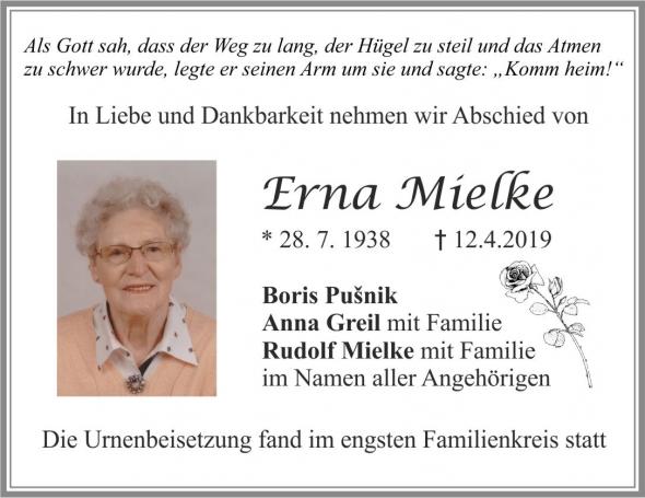 Erna Mielke
