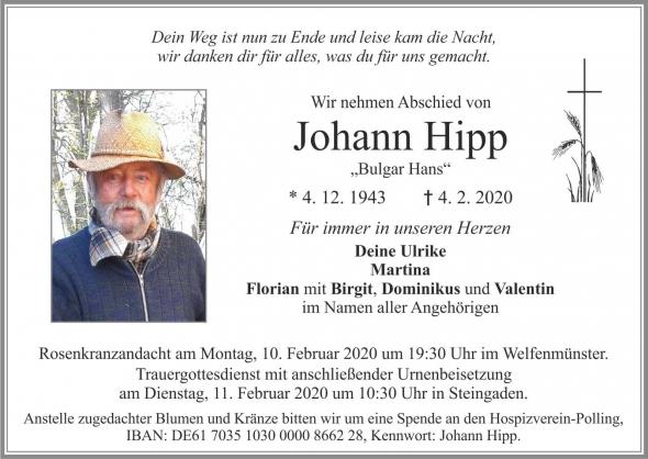 Johann Hipp