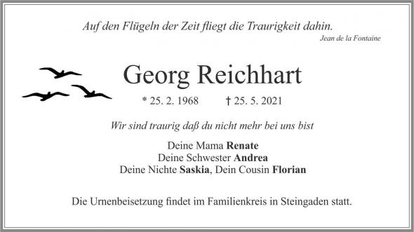 Georg Reichhart