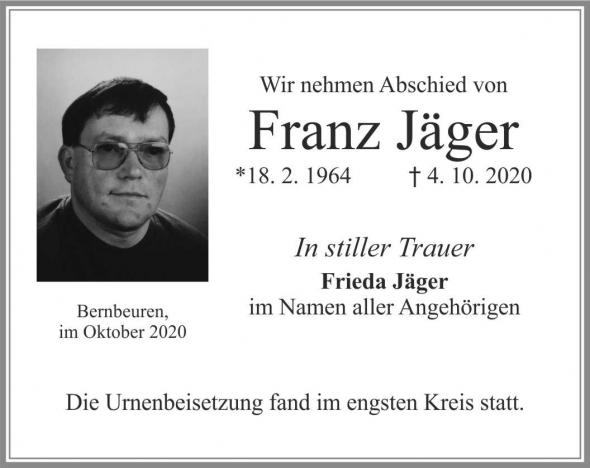 Franz Jäger