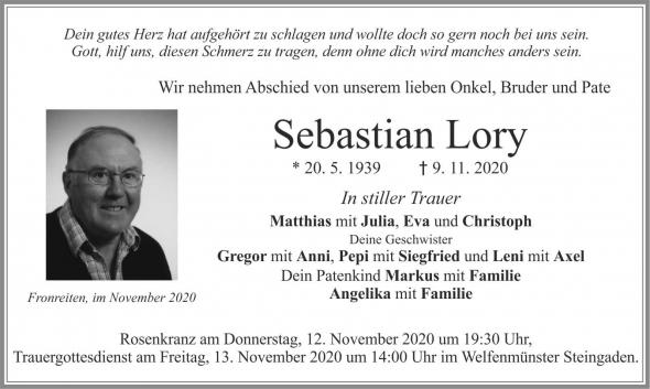 Sebastian Lory