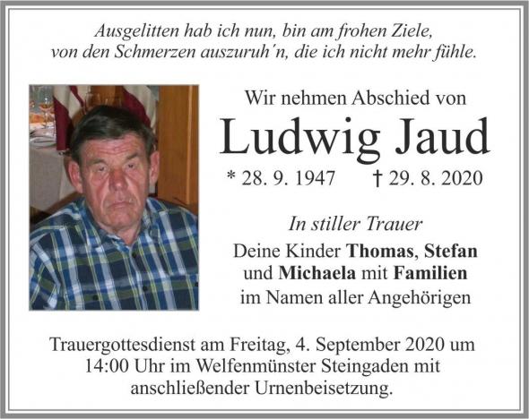 Ludwig Jaud