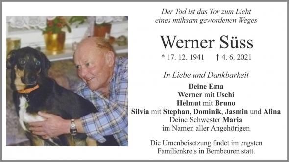 Werner Süss