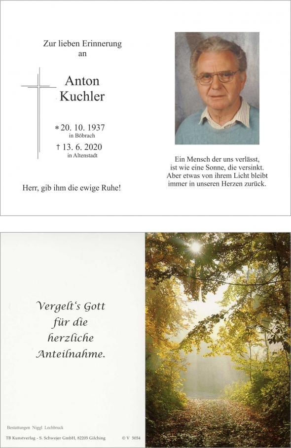Anton Kuchler