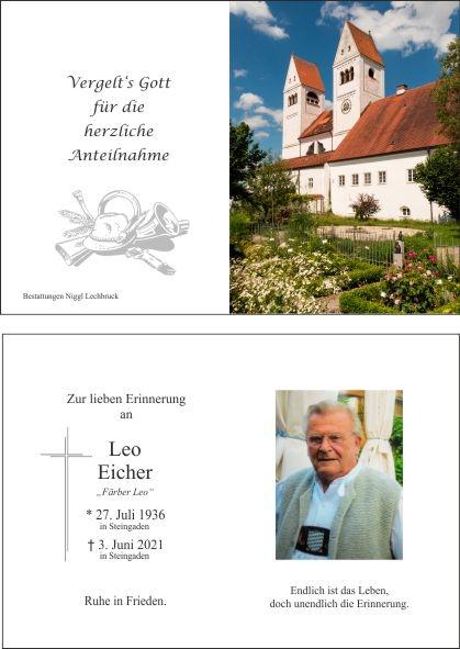 Leo Eicher