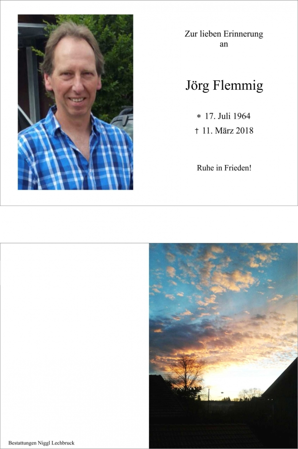 Jörg Flemmig