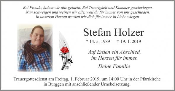 Stefan Holzer