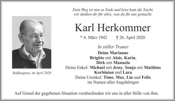 Karl Herkommer