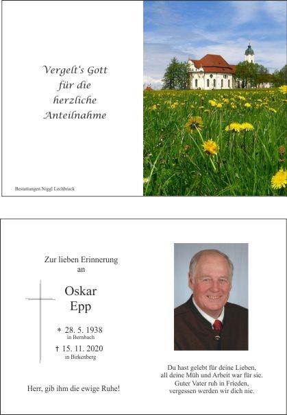 Oskar Epp