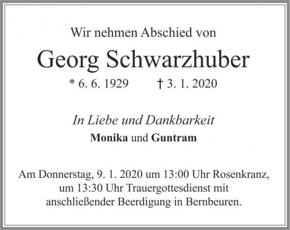 Georg Schwarzhuber