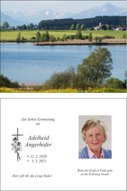 Adelheid Angerhofer
