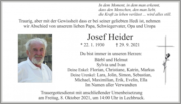 Josef Heider