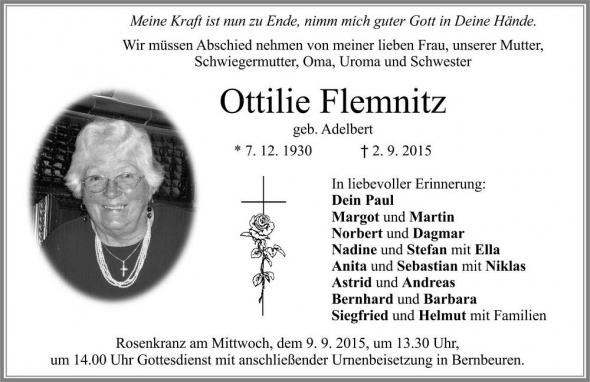 Ottilie Flemnitz