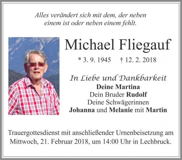Michael Fliegauf